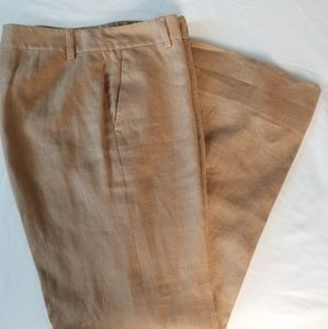 RL linen pants